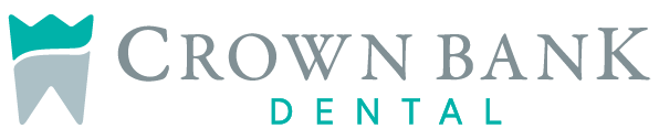 Crown Bank Dental Logo